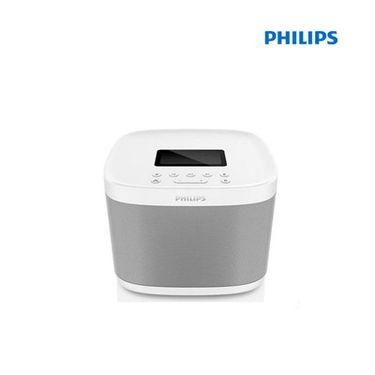 飞利浦 (PHILIPS)AW6005A/93 小飞音箱HiFi音响蓝牙家居WiFi智能音箱 白色 兼容苹果/三星手机/小音响