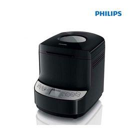 飞利浦 (PHILIPS)面包机HD9046 多功能全自动家用烘焙早餐机 可预约自制酸奶果酱
