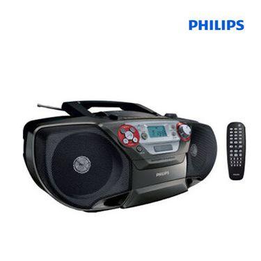 飞利浦 (PHILIPS)AZ5740/93 DVD播放机 CD机 磁带卡带收录机 手提便携复读机 胎教机 电视音响 USB播放