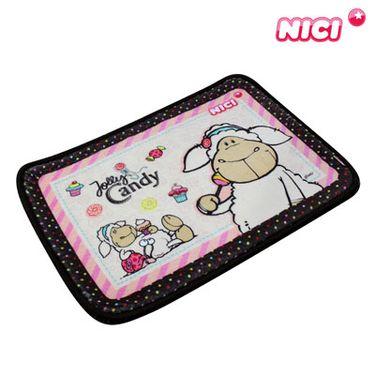 NICI 幸运糖果可爱卡通动漫舒适吸水地毯地垫NQ21189