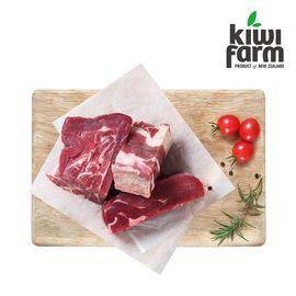 kiwifarm 奇异农庄 新西兰进口牛腩500g*2  冷冻生鲜