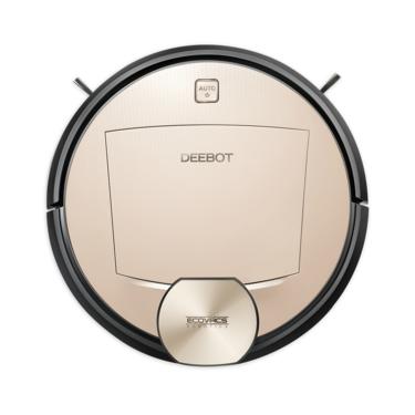 【顺丰发货】科沃斯地宝DM86G智能扫地机器人锂电池全新渗水技术吸尘器 大户型 全国联保