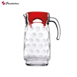 帕莎帕琦 Pasabahce 欧洲进口无铅玻璃空间系列饮料壶1650ML一只彩盒装43674