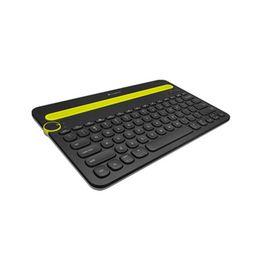 罗技 Logitech K480 蓝牙多功能无线触控键盘