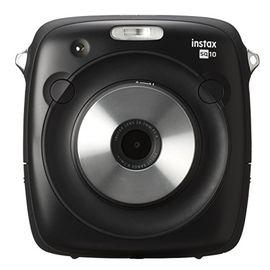 富士 FUJIFILM instax SQUARE SQ10新款拍立得数码相机 黑色