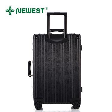 Newest至新铝框万向轮拉杆箱子2024登机皮箱托运旅行箱行李箱包