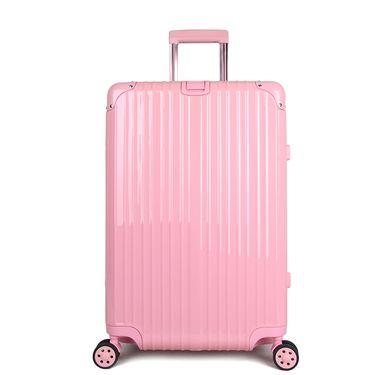 NEWEST欧美铝框拉杆箱飞机轮男行李箱女旅行箱子登机硬箱子潮