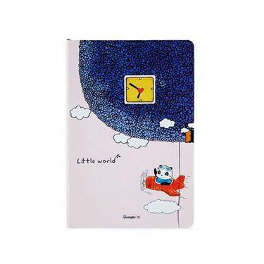 广博 熊猫系列A5卡通硬面本