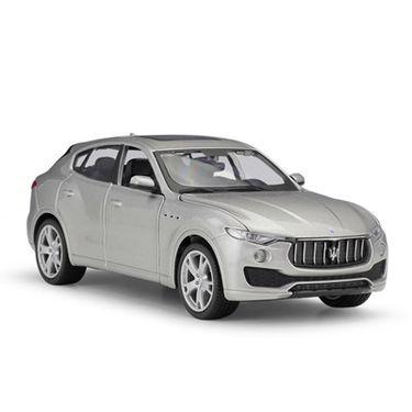 比高美 Bburago比美高 玛莎拉蒂 Leva nte 1:24仿真汽车模型 2108