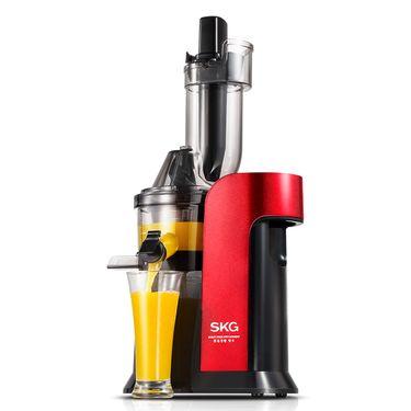 SKG A9大口径原汁机商用慢速榨汁机家用果蔬多功能全自动炸果汁机