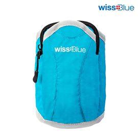维仕蓝 wissBlue WB1118 多功能休闲运动手臂包 防盗包