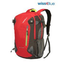 维仕蓝 wissBlue WB1098-R 户外登山包双肩背包旅行包