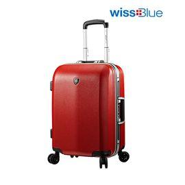 维仕蓝 wissBlue 铝框拉杆箱行李箱登机箱 A710504