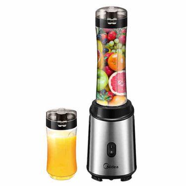 美的MIDEA WBL2501A便携式随行杯榨汁机迷你家用全自动果汁机