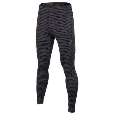 亚瑟士 ASICS男款2018春夏新款 fuzeX 男式印花紧身裤142935-1093