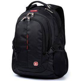 SWISSGEAR 瑞士军刀 男女电脑包 出游双肩背包 多功能旅行包 书包 SA-9601