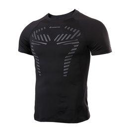 男装 2017夏新款运动休闲透气训练紧身衣速干短袖能量T恤266862