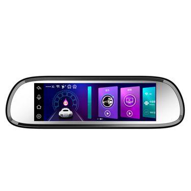 凌度 a809智能云镜4G智能后视镜导航adas安全辅助行车记录仪双镜头 4G无线上网    标配无卡