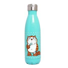 NICI 保温可乐瓶 不锈钢保温杯学生水杯子男女运动时尚水壶NQ21360