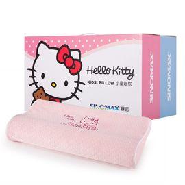 赛诺 (SINOMAX) 正版Hello Kitty儿童枕 小童喵枕头 记忆棉枕芯 粉红色