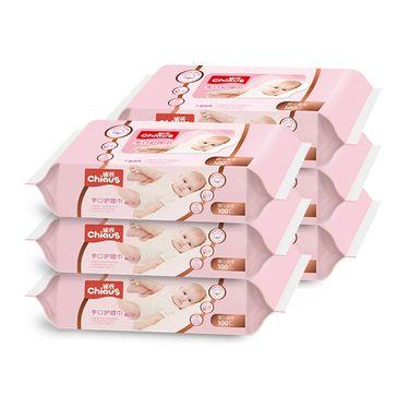 雀氏 (Chiaus)婴儿手口护理巾6包