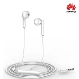 华为 耳机 荣耀耳机 白色 蓝盒AM115 原装三键线控  适用于 oppo/vivo/华为/魅族/小米/耳机