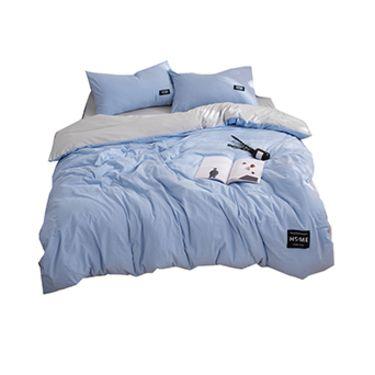 PNT 水洗棉双拼四件套1.5-1.8米床通用