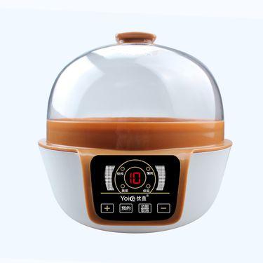 Yoice/优益  Y-DDZ6 电炖锅  电炖盅 白瓷煲汤锅  1.2L