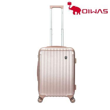 爱华仕 (oiwas)时尚拉杆箱 双排静音万向轮  表层防刮花处理  航空铝材拉杆 海关密码锁     6197U