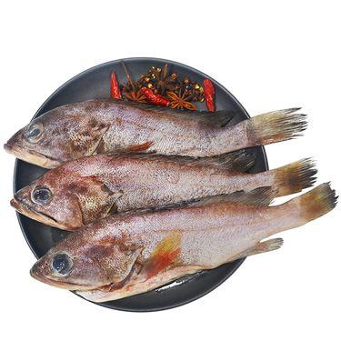 一统海鲜统牌进口石斑鱼(300-500g/条)3条装
