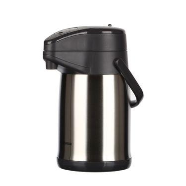 象印 ZOJIRUSHI/象印 SR-CC30C 不锈钢气压式保温瓶/办公家用保冷壶 3L