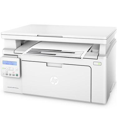 HP/惠普 LaserJet Pro MFP M132nw 黑白激光 多功能 一体机 打印 复印 扫描 打印机 现货速发