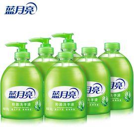 蓝月亮 芦荟抑菌洗手液组合装  500gx6瓶