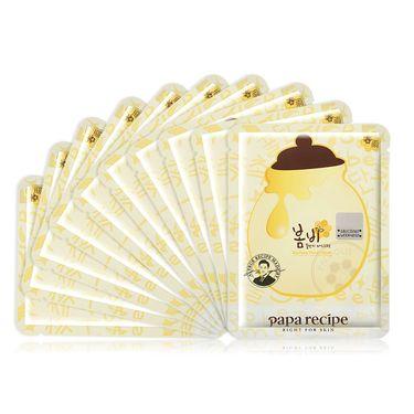 春雨 蜂蜜保湿补水面膜-25g*10片