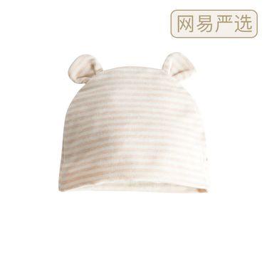 严选 圆耳小熊彩棉帽(婴童)