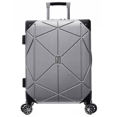 宾豪BINHAO 万向轮拉杆箱20寸登机行李箱991611HA