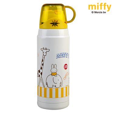 MIFFY米菲 动物天堂双色杯学童保温壶580ML MF-S482