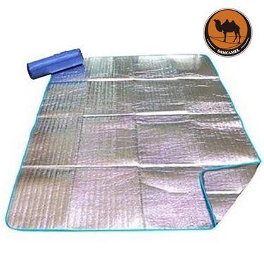 沙漠骆驼 双面铝膜防潮垫野餐垫帐篷垫