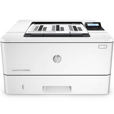 惠普(HP)LaserJet Pro 400 M403dw 黑白激光打印机 官方正品 全国联保