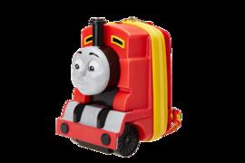 托马斯 系列 詹姆士玩具(小)双肩包 儿童书包玩具书包 儿童礼物1-3岁宝宝【全积分兑换】 小火车书包玩具 清仓活动