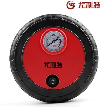 尤利特 318 车载充气泵 汽车用打气泵 便携式电动12V 轮胎充气泵