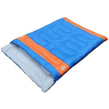 沙漠骆驼 CS023 新款实用双人睡袋 户外露营野营成人睡袋
