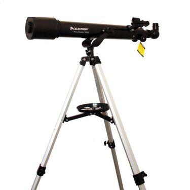 星特朗 CELESTRON PowerSeeker 70AZ 折射式入门级天文望远镜正像光学系统天地两用中小学生儿童礼物观星观景