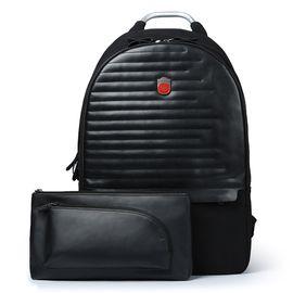 SWISSGEAR瑞士军刀  休闲简约15.6英寸笔记本电脑包时尚双肩包多功能休闲书包腰包 SA-9607