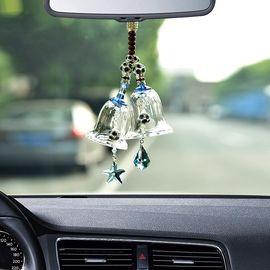 莫华洛德汽车挂件摆件饰品车载内挂饰车内饰品摆件装饰水晶风铃