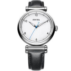 飞亚达(FIYTA) FIYTA飞亚达手表 印系列 智能手表 白盘黑皮  A1001.WWB