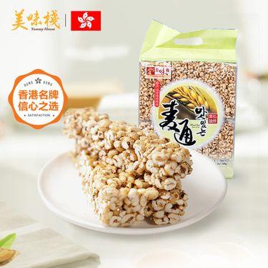 美味栈 麦通 380g 香港地区进口 营养代餐休闲零食小吃膨化食品早餐