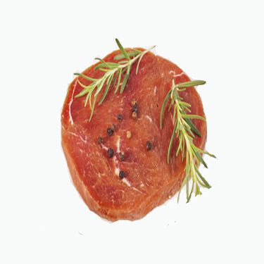 一统生鲜澳司迪儿童牛排澳洲牛排130g/片*5片
