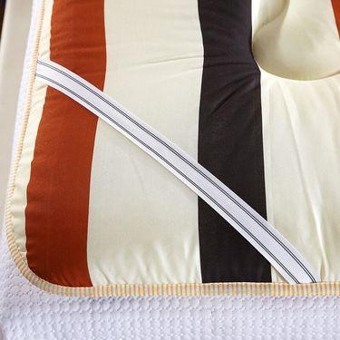九洲鹿 家纺 印花床垫 榻榻米可折叠学生 加厚双人床褥垫子 裸婚时代
