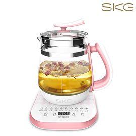SKG 养生壶全自动加厚玻璃多功能电热水壶花茶壶8051s